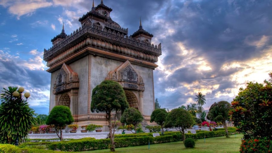 Patouxaiy - Victory gate