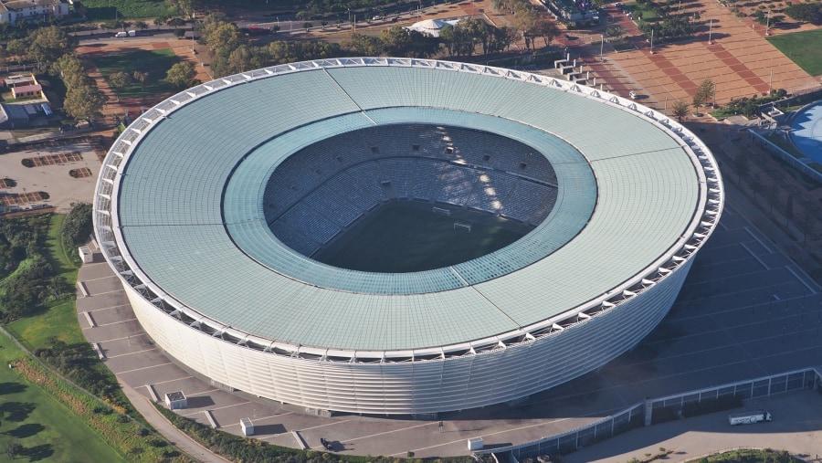 Human hat stadium