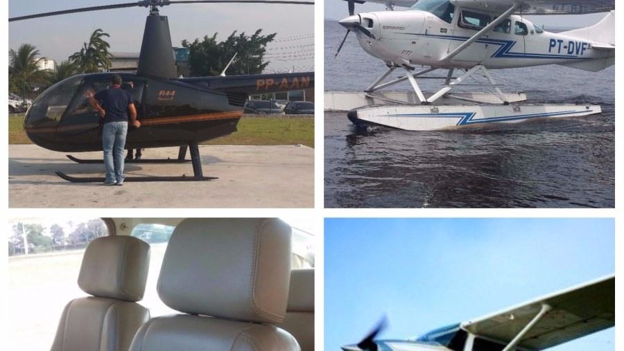 Flightseeing Tour over the Amazon