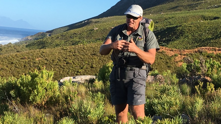 Outstanding hiking