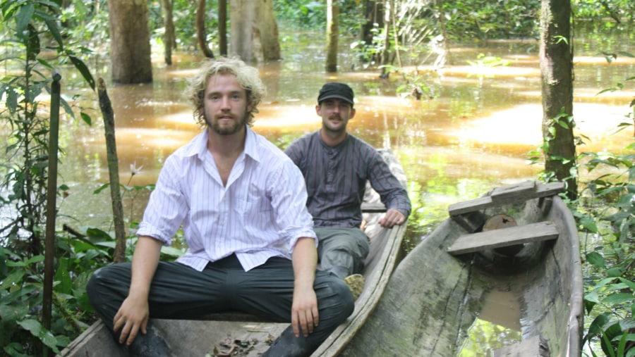 canoe rider