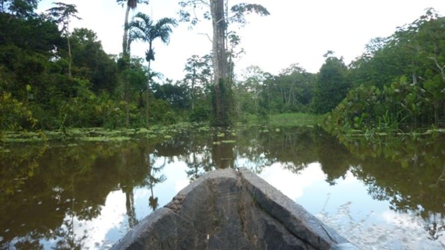 Exploring remote areas