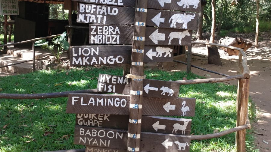 Lilongwe wilderness center