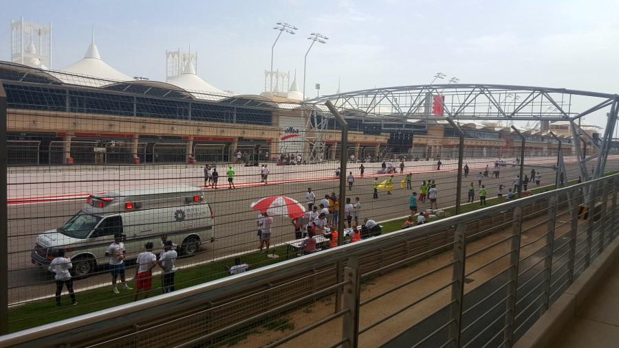 Formula One Circuit