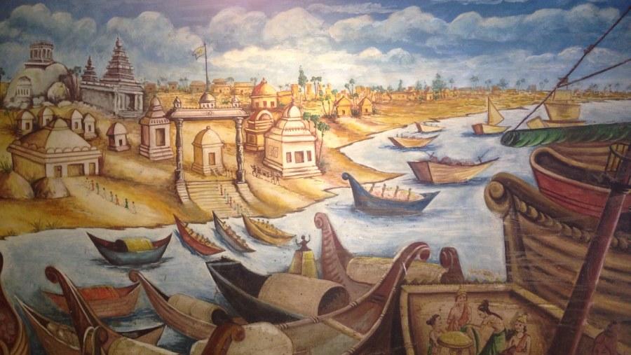 Olds is Mamallapuram 650