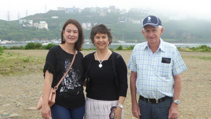 Vladivostok visit