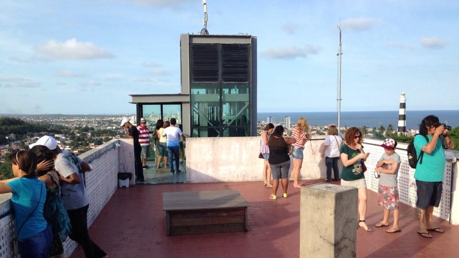 Sítio Histórico/Alto da Sé (elevador Panorâmico)