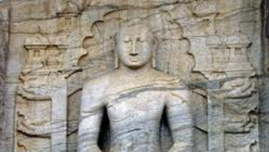 GetGo Tours - Polonnaruwa Gal Viharaya