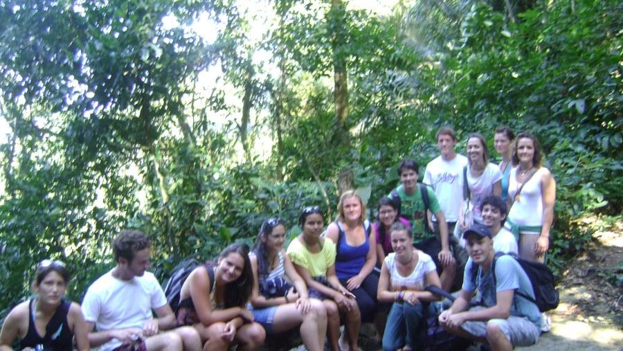 Corcovado Trekking