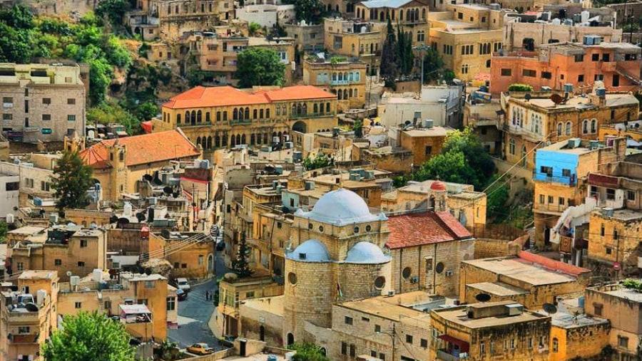 The old City of Salt - Jordan