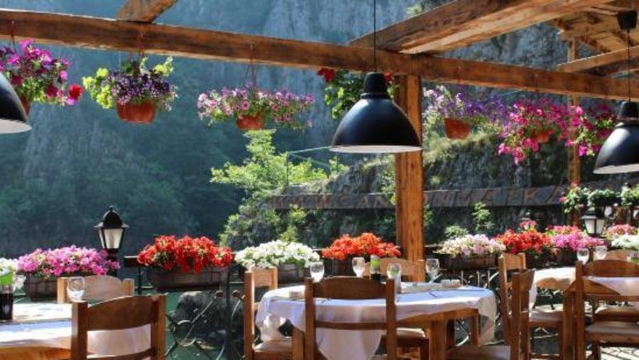 Restaurant at Canyon Matka