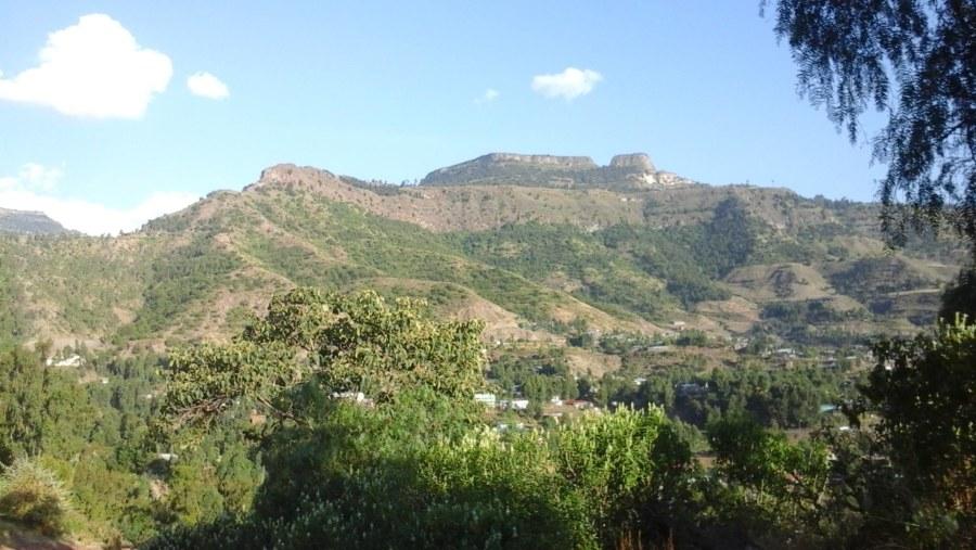 Fabulous Landscape of Asheton Mariam