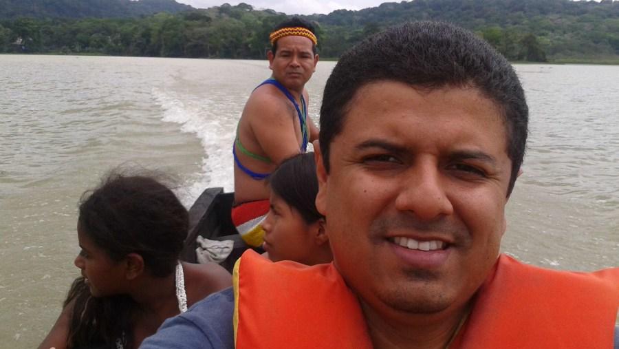 embera boat captain