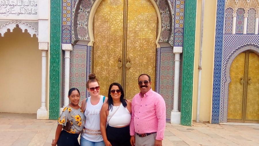 Royal Palace Gates