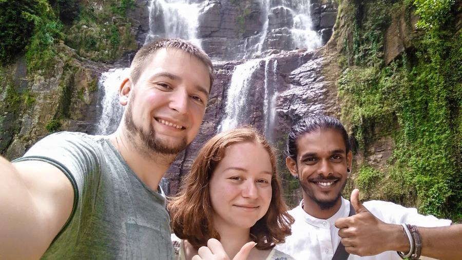 The best guide in Sri Lanka!