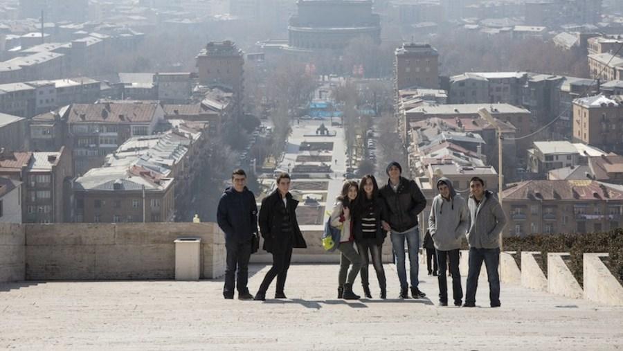 Armenia febbraio 2015 - Report