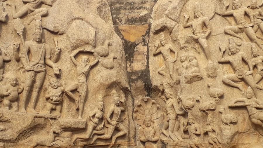 Arjuna penance