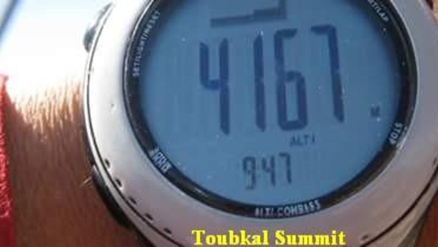Toubkal Guide