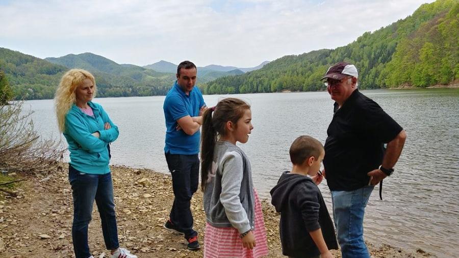 Lake Firiza
