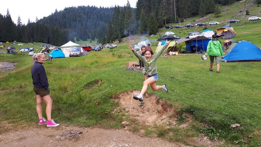 Padis Campsite, camping places in Romania