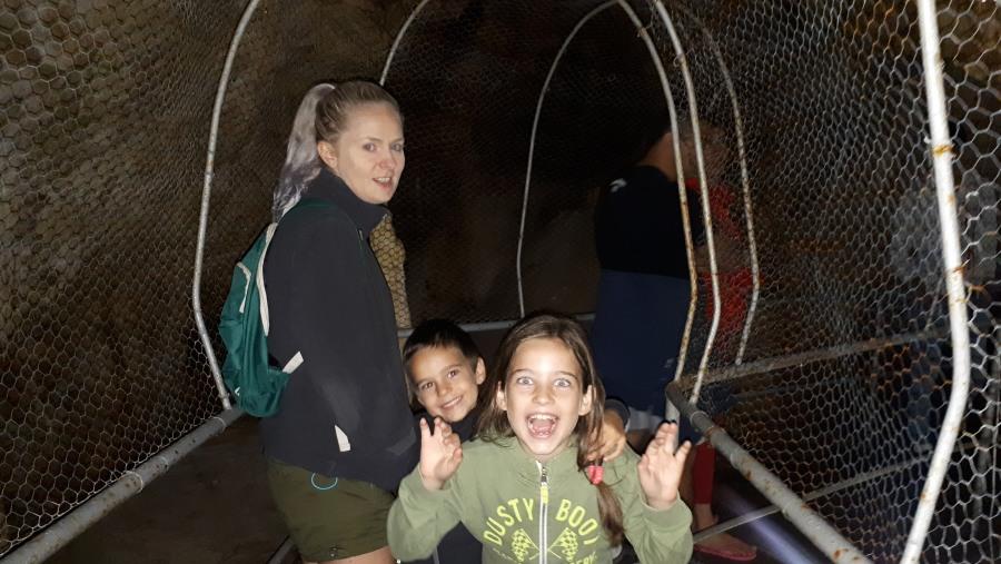 Bears Cave Entrance