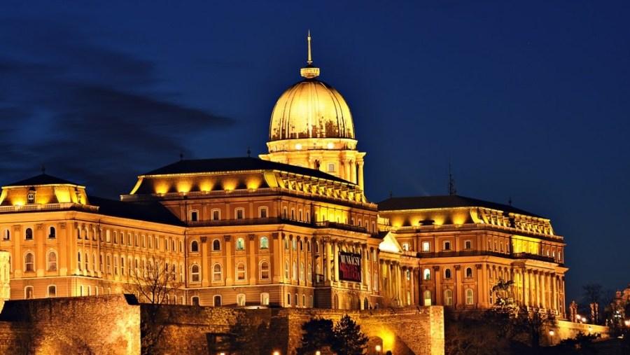 Detalle del Palacio Real