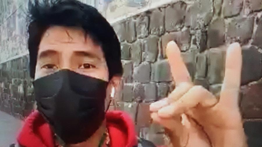 Did a virtual tour of Cusco