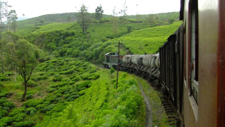 Train Journey