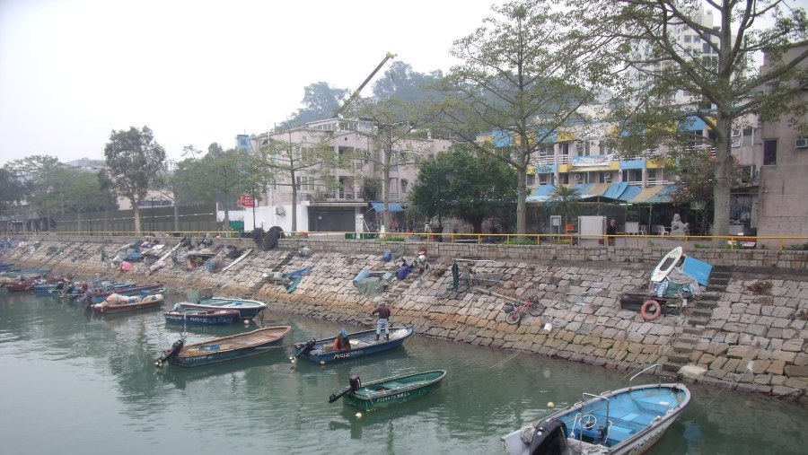 Port of Mui Wo