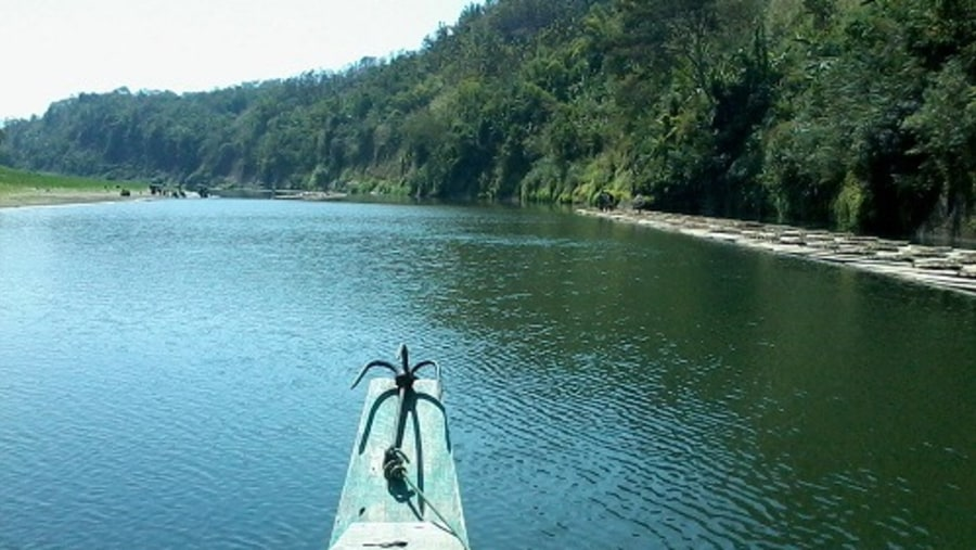 Natural Sangu River
