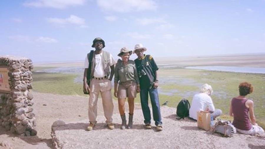 Amboseli view point