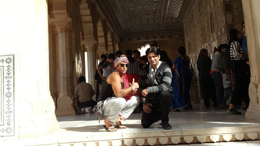 Jaipur Beautiful city and people too