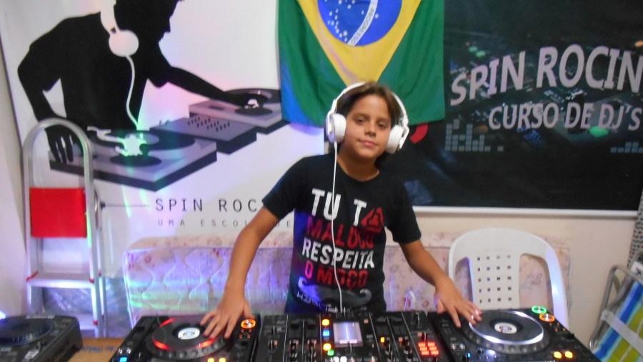 Dj Joao Vitor 12 yrs old