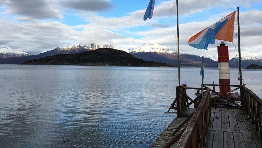 Zaratiegui Bay- Tierra del Fuego National Park