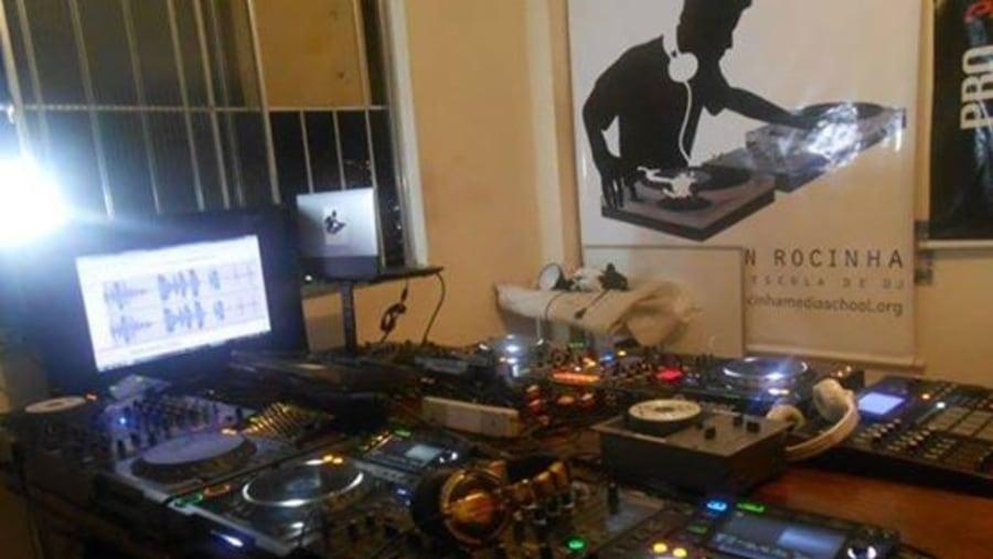 Spin Rocinha Studio