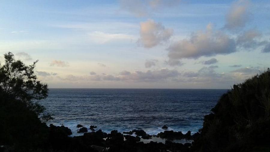 Eventually, all rivers find their ocean (Quatro Ribeiras, Terceira)