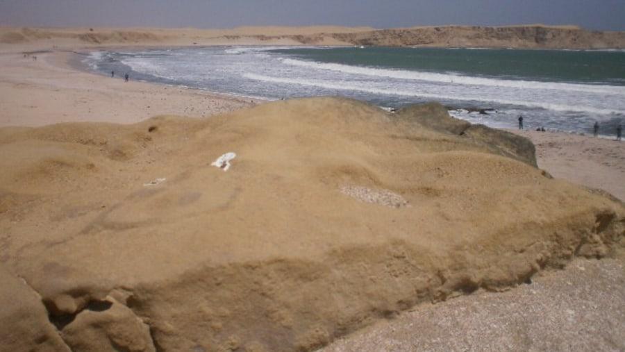 Yumaque beach
