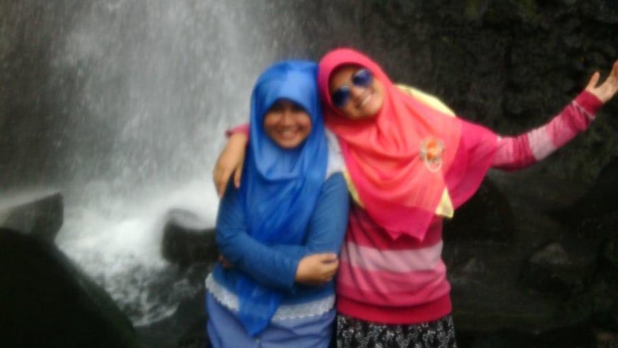 bogor waterfall
