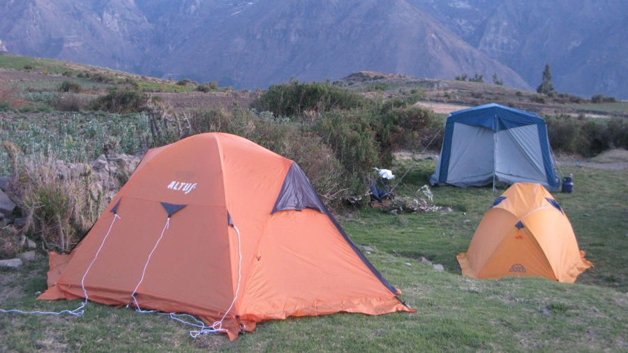 Camping Tours All Over Peru