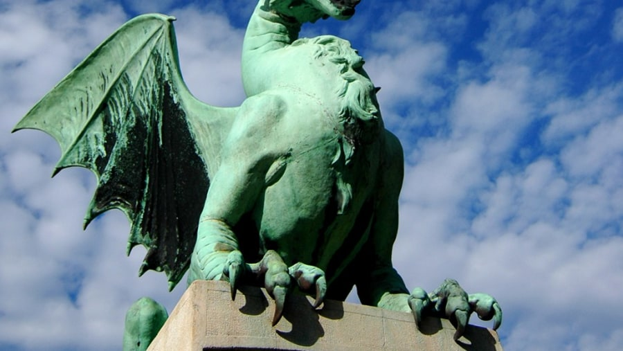 Dragon of Ljubljana