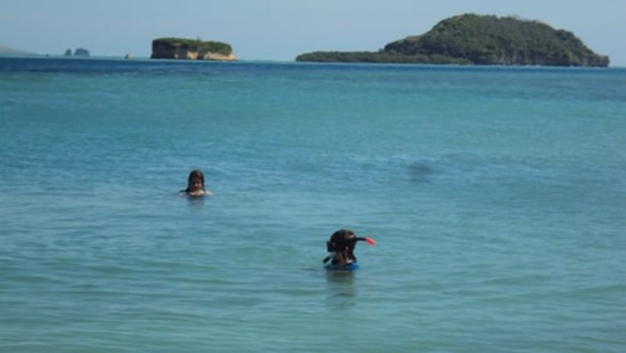 Pulau Tiga, Snorkeling