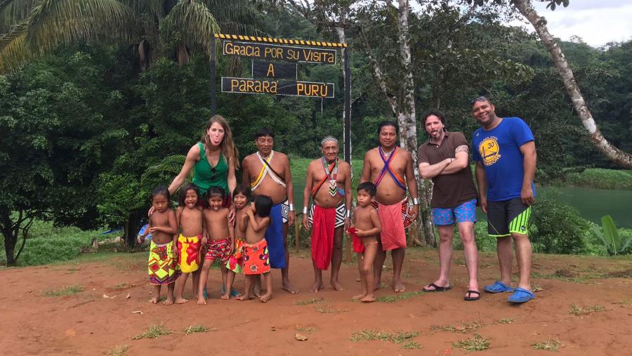 Embera Community Village