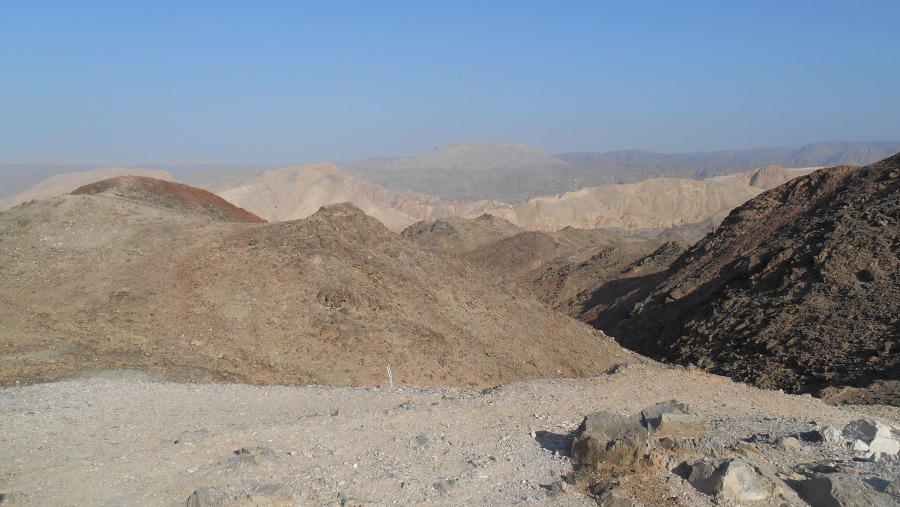 The Eilat mountains