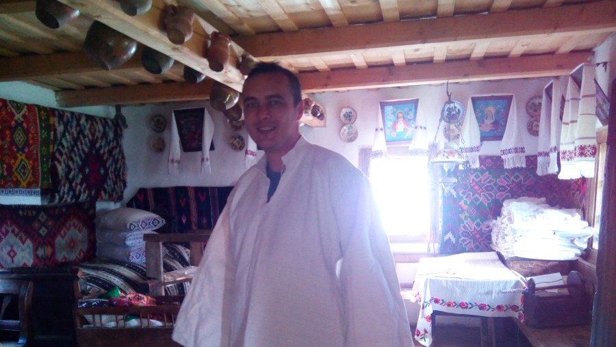 Traditional Villages, summer traditional shirt