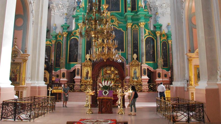 Saint Saul Ortodox church
