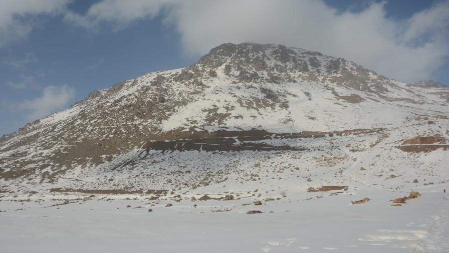 Hasan Bag Mountain
