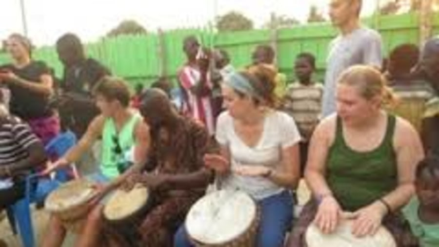 drumming/festival tour ghana