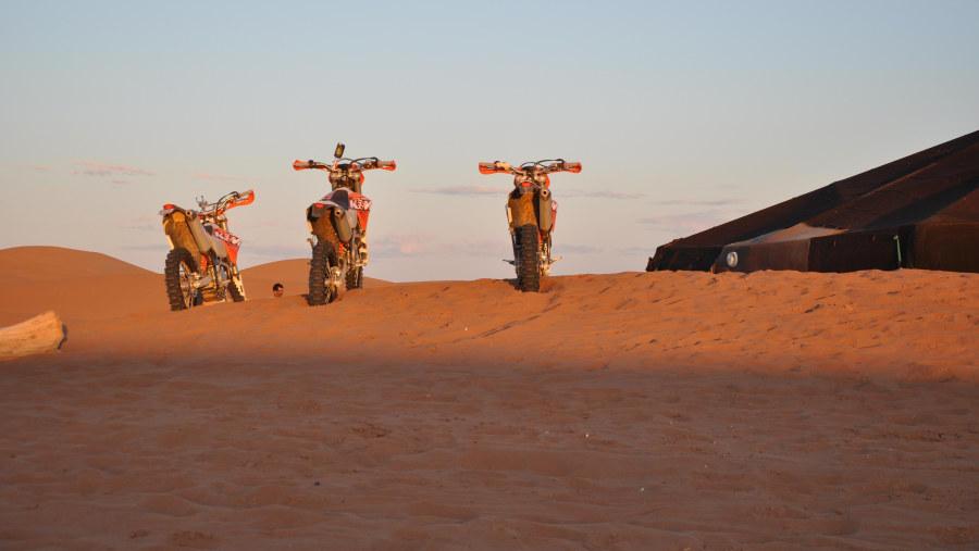 desert south morocc