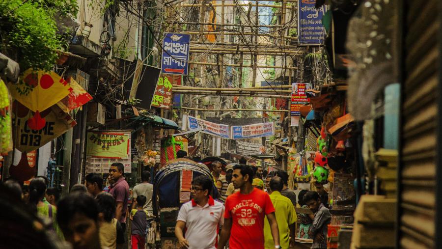 Shankhari Bazar (Hindu Street)