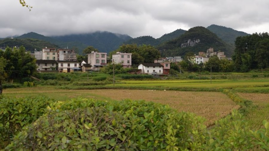 Beautiful Hu Village